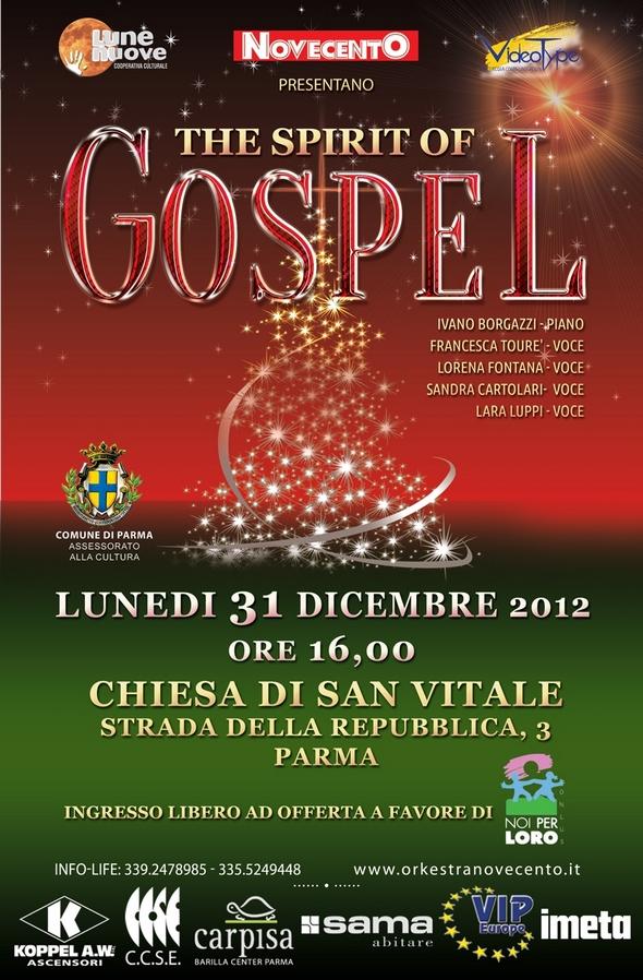 Concerto Gospel Benefico a favore di Noi per Loro onlus