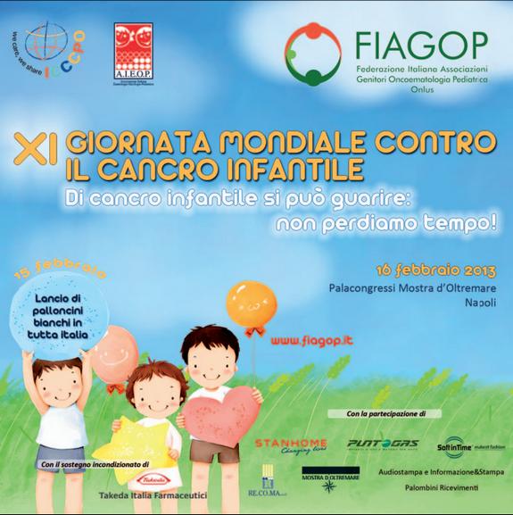 Loca XI Giornata Mondiale Contro il Cancro Infantile