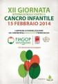 XII Giornata Mondiale Contro il Cancro Infantile