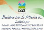 Lotteria solidale 2014 Noi per Loro onlus Parma