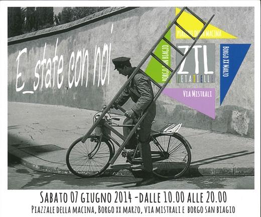 Loca ESTATE CON NOI a Parma 7 giugno 2014