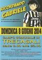 Ricordando Gabriele 2014