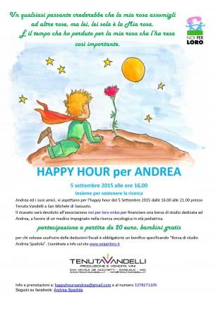 Happy Hour per Andrea