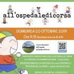 All'Ospedale di Corsa Parma 20 ottobre 2019