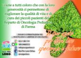 Campagna raccolta fondi solidale Noi per Loro onlus Parma Parma 2020