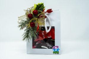 Busta di cioccolatini (180gr). Prodotti da Dolcem sas. Senza glutine
